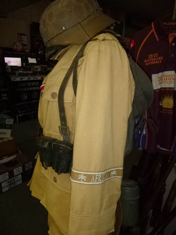 Original Uniforms - SOUTHERN CROSS MILITARIA PTY LTD